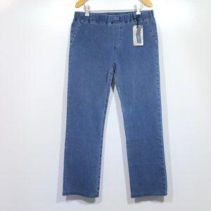 Betabrand Denim Dress Yoga Jeans